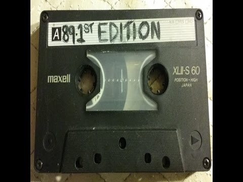 Classic New York Radio - 1989 First edition Side A