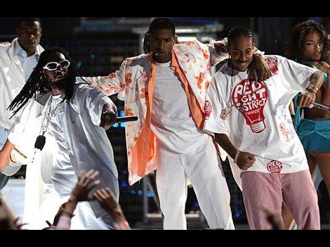 Yeah Extra Clean  Usher ft Ludacris & Lil Jon