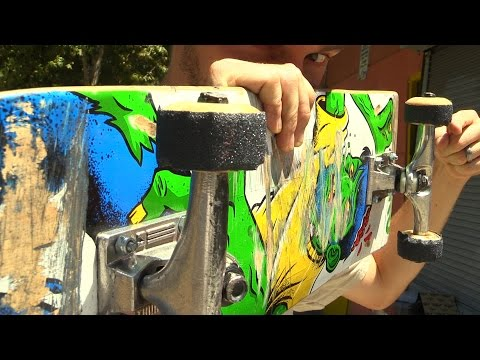 GRIPTAPE ON WHEELS | STUPID SKATE EP 64