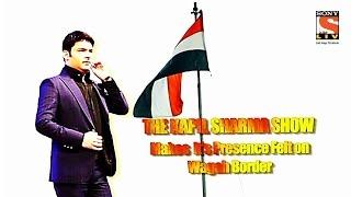 KAPIL WAGAH Border par | The Kapil Sharma Show | Kapil Se Mil