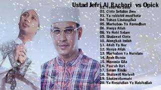 Download Lagu Opick Dan Ustad Jefri Al Bachori - Lagu terbaik - The Best Of Opick mp3