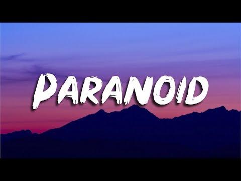 Russ - Paranoid (Lyrics)
