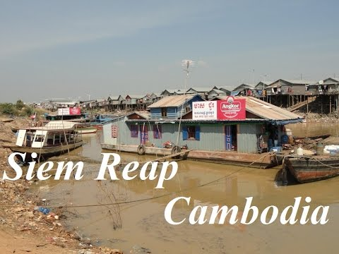 Cambodia/Siem Reap Tonle Sap Lake Part 19