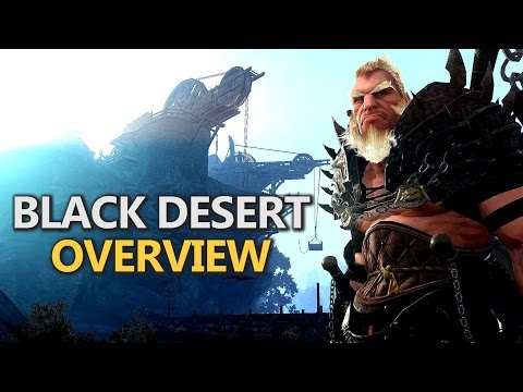 Why You Should Play Black Desert