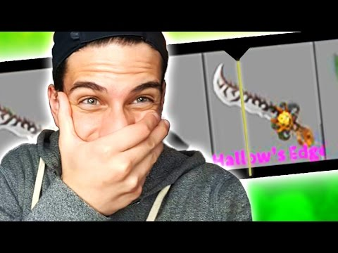 Roblox Adventures / Murder Mystery / SPENDING $2,000 ON GODLY KNIFE CASE UNBOXINGS!
