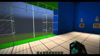 Minecraft - Большой классный механический робот