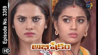 Abhishekam | 21st October 2019  | Full Episode No 3359 | ETV Telugu