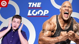 Dwayne The Rock Johnson Is Going To Prom? | The Loop