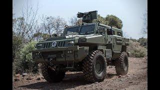Лучшие бронеавтомобили с противоминной защитой