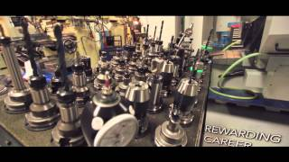 Manufacturing - A Fast-Paced, High-Tech Environment