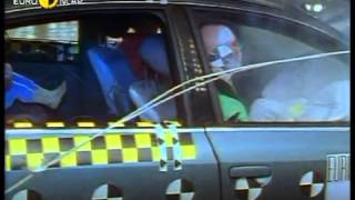 Audi A6 1998 Euro NCAP crash test