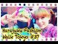 TOKYO Harajuku Fashion Walk #37 「原宿ファッションウォーク」 SUPER Kawaii Japanese Fashion Styles!