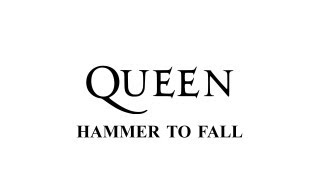 Queen - Hammer to fall - Remastered [HD] - with lyrics