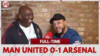 Man United 0-1 Arsenal | Man United Got BODIED!!! (Emotional Troopz)