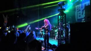 Butcher Babies - Royal Oak Music Theater - 1/16/2015