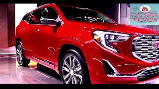 WOW Amazing 2019 GMC Terrain SUV - Premium Super Sport  Interior and Exterior in HD