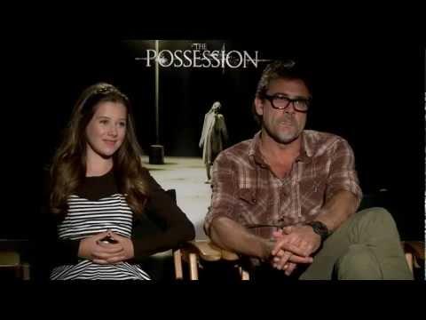 Jeffrey Dean Morgan & Natasha Calis 'The Possession'