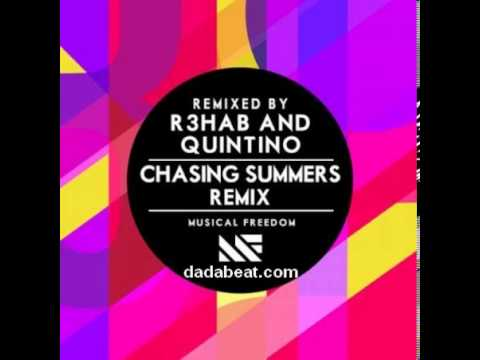 tiesto - chasing summers (quintino & r3hab remix)