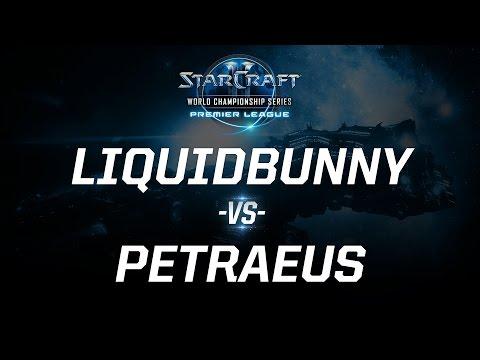 StarCraft 2 - LiquidBunny vs. Petraeus (TvZ) - WCS Premier League Season 2 2015 - Ro32 Group A