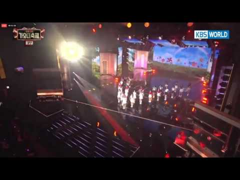 """161229 KBS Song Festival """"Into The New World"""" Special Stage Full Performance"""