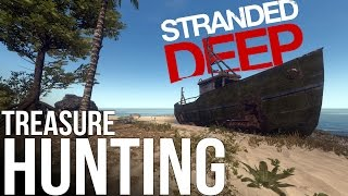 Let's Play Stranded Deep Part 5 - Glitches Everywhere! - Bugs/glitches - Gameplay Funny Moments