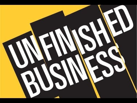 Unfinished business: Unexplored causes of the financial crisis and lessons yet to be learned