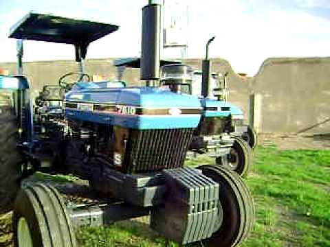 Tractores John Deere y New Holland a Precios Bajos