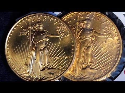 American Gold Eagle & Gold Double Eagle: A Comparitive Study