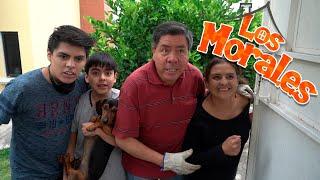 EL PRIMER FAN   Los Morales
