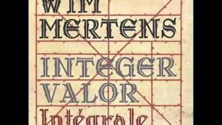 Wim Mertens - Tout Est Illuminé
