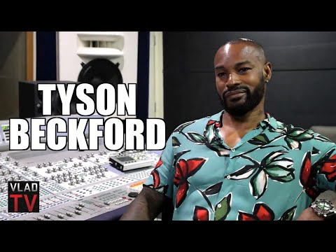 Tyson Beckford on Kim Kardashian Insinuating He's Gay After They Dated (Part 24)