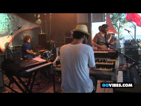 """Dopapod Performs """"Turnin' Knobs"""" at Gathering of the Vibes Music Festival 2012"""