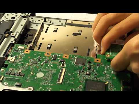 Dell Inspiron 1545 Disassembly