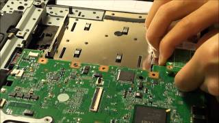 Download lagu Dell Inspiron 1545 Disassembly MP3