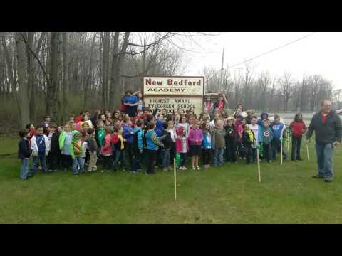 New Bedford Academy Earth Day 2016