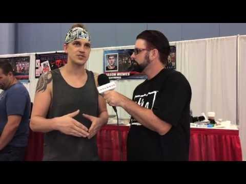 Jason Mewes Interview - Florida Supercon - This Is Infamous