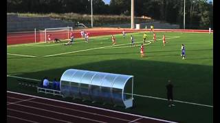 Vila Pouca de Aguiar, Porto B 4-0 Braga B