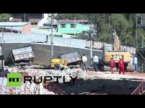 Brazil: Investigations launched into World Cup bridge collapse
