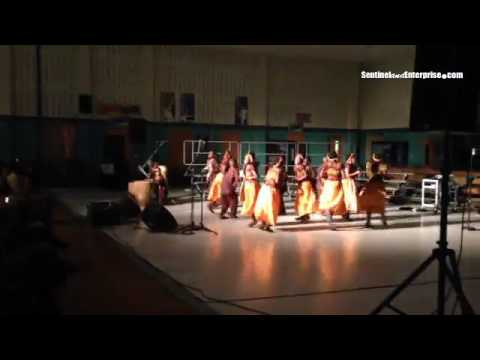 Leominster World-renowned #African Children's Choir performs at Samoset school #Leominster @sentande