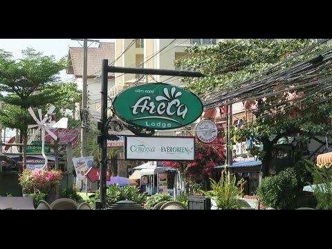 PATTAYA, ARECA LODGE HOTEL SOI DIANNE ! Vlog 168