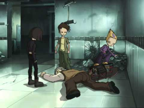 CODE LYOKO ENGLISH - EP41 - Ultimatum