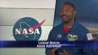 In Their Own Words: Astronaut Leland Melvin