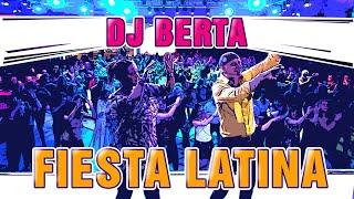 Balli di gruppo 2019 - FIESTA LATINA - DJ BERTA - latin cumbia line dance