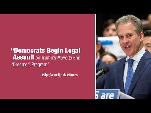 Eric Schneiderman: Our Attorney General
