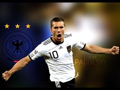 Lukas Podolski - Prince Poldi - The German Rocket - Tribute!