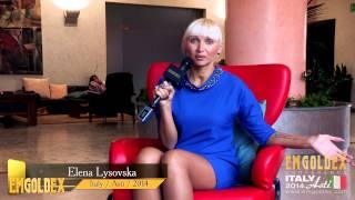 EmGoldex конференция в Асти - Елена Лисовская об организации конференции(, 2014-10-23T12:36:01.000Z)