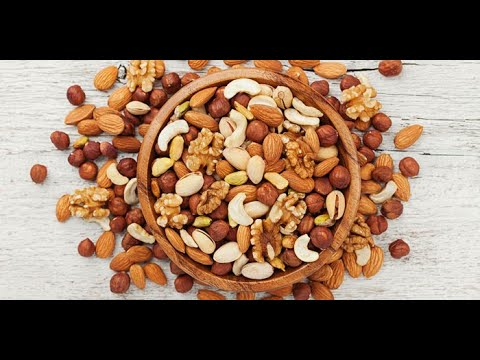 لصحة القلب البذور والمكسرات أفضل المصادر الغذائية للبروتينات