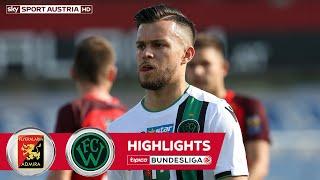 Highlights: tipico Bundesliga, 31. Runde: FC Flyeralarm Admira - FC Wacker Innsbruck 3:2 (2:0)