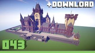 Minecraft Let's Show 043: Drachenburg Castle / Schloss Drachenburg