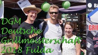 DGM Deutsche Grillmeisterschaft Fulda 2018 Y-BBQ